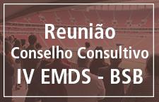 Reunião do Consenho Consultivo IV EMDS - BSB 2016
