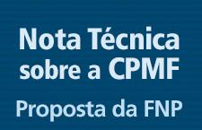 Nota Técnica sobre a CPMF
