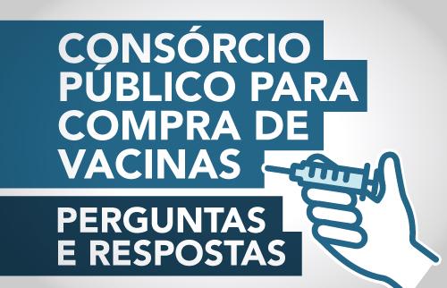 consorcio vacinas