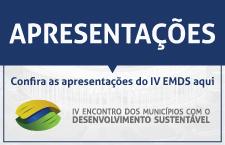 Apresentações IV EMDS