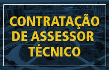Termo de referência para contratação de assessor técnico por prazo determinado