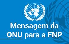 Mensagem ONU IV EMDS