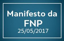 Manifesto da Frente Nacional de Prefeitos