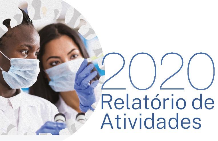 Relatório de Atividades - 2020