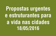 Propostas 18.05.2016